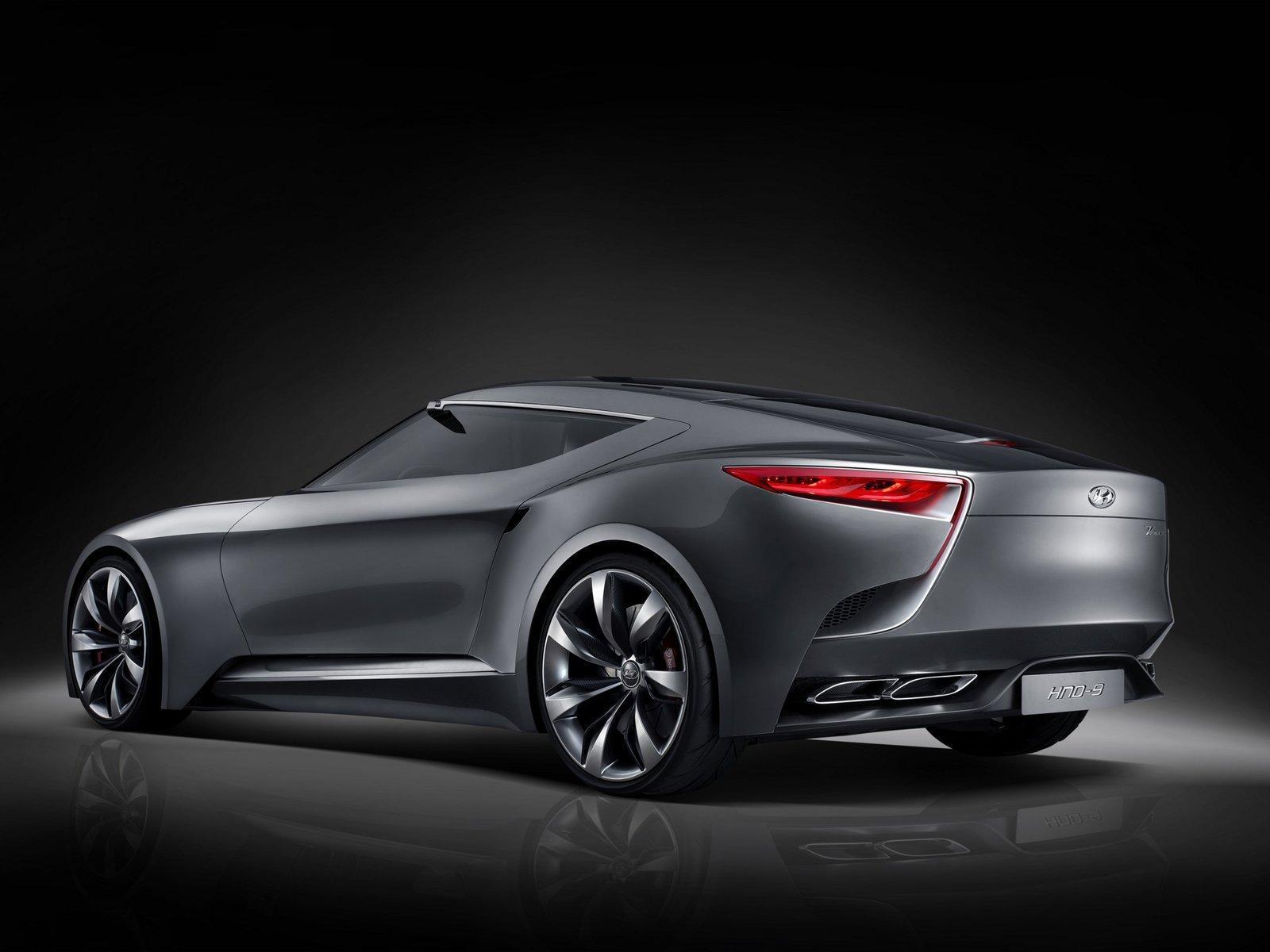 Foto de Hyundai HND-9 Concept (4/8)