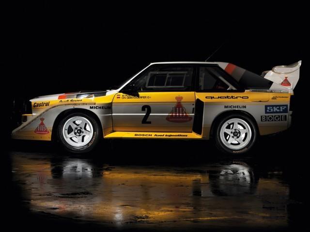 Volkswagen Audi WRC