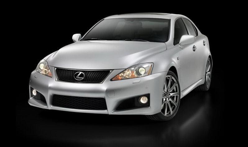 Foto de Lexus IS-F (57/111)
