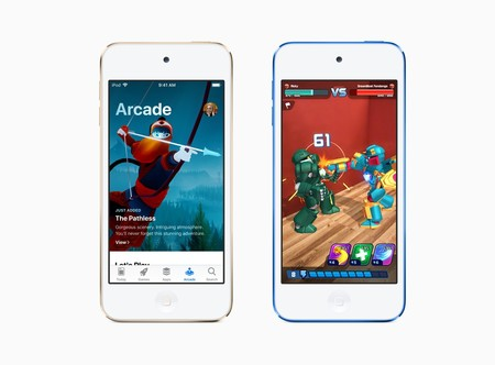 realidad aumentada iPod touch