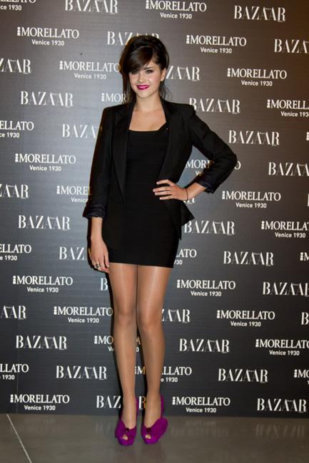 Foto de Famosos en la fiesta segundo aniversario Harper's Bazaar (14/24)