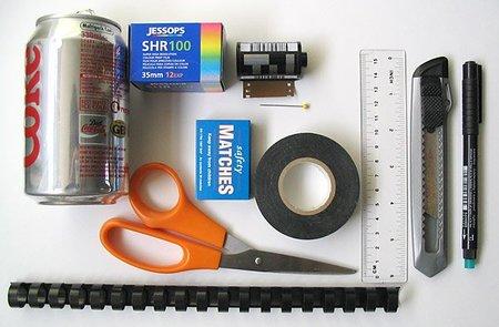 Cómo hacerte una cámara de fotos por cuatro duros
