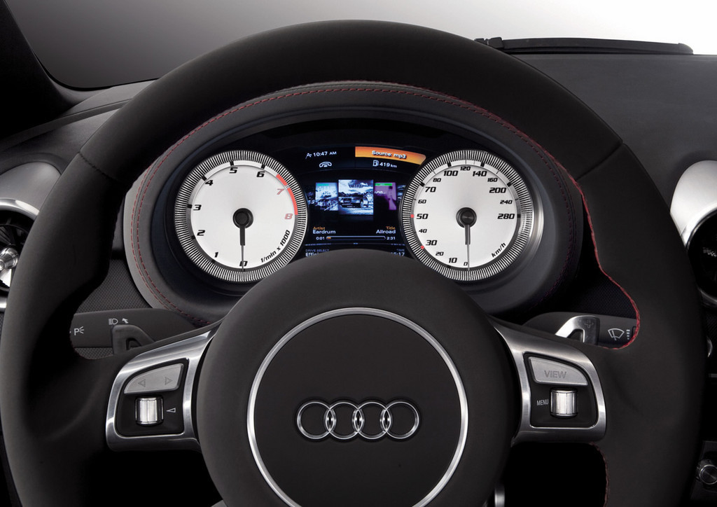 Foto de Audi A1 Metroproject Quattro Concept (15/35)