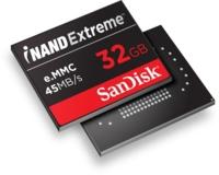 Sandisk pondrá su memoria iNand Extreme al servicio de la bestia Tegra 4 de Nvidia