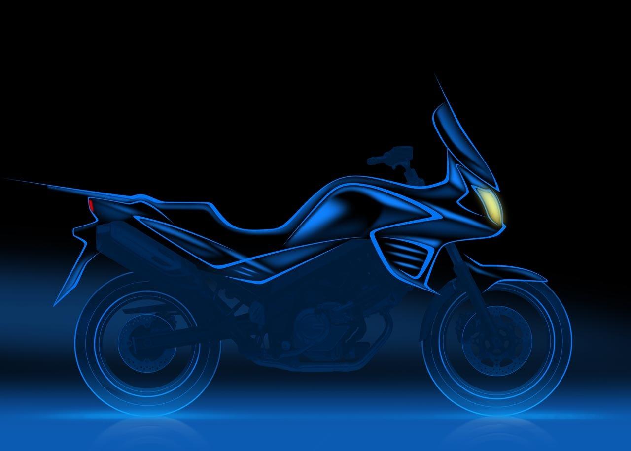 Foto de Suzuki V-Strom 650 2012, fotos de detalles y estudio (18/50)