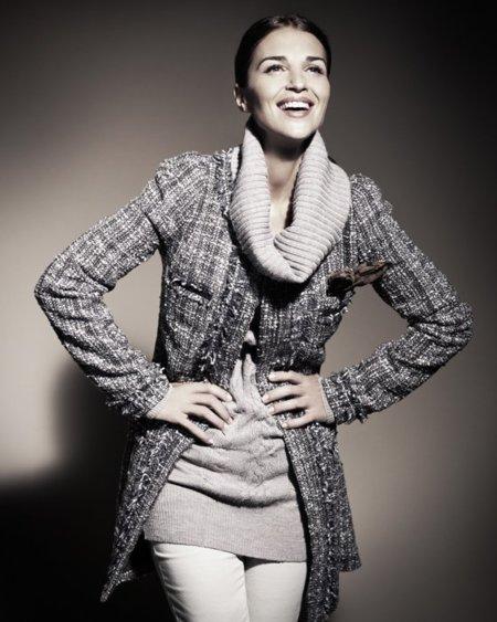 Tweed Paula Echevarría Blanco