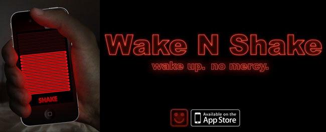 Wake N shake