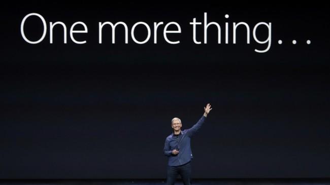 One more thing... las tarifas del iPhone SE, esferas animadas en el Watch y memorias de un ejecutivo