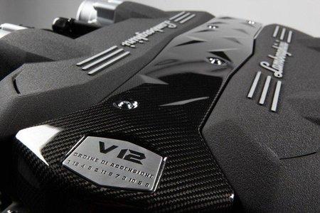 Lamborghini Aventador - Motor 6.5 V12