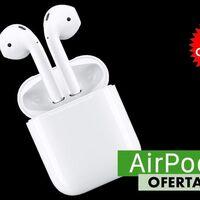 Que no se te escapen otra vez: por el Cyber Monday y con este cupón, los AirPods de Apple vuelven a estar hoy a 99,99 euros