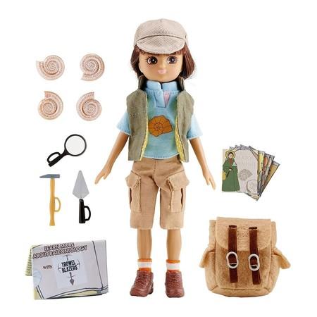 Lottie Fossil Hunter