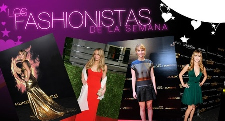 Los Fashionistas de la semana: Jennifer Lawrence, de patito feo a reina de la alfombra roja