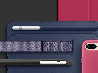 Estos son todos los nuevos accesorios que se han presentado tras la keynote, incluso una nueva funda para el iPhone X