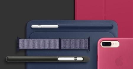 3958bd24d49 Estos son todos los nuevos accesorios que se han presentado tras la  keynote, incluso una nueva funda para el iPhone X
