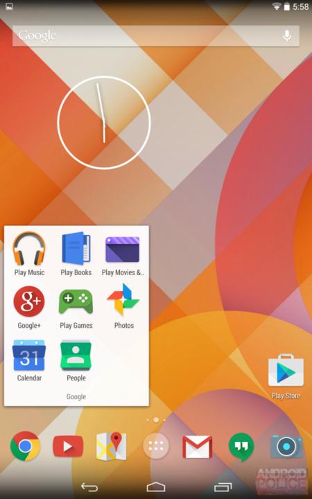Nuevos iconos Android