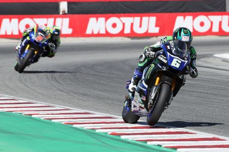 Problemas para Elías en MotoAmerica: Beaubier gana en Laguna Seca y aventaja en 29 puntos al español
