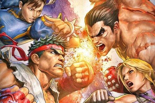 Street Fighter X Tekken: la rivalidad de los máximos titanes de la lucha arcade se salda en un espectáculo glorioso