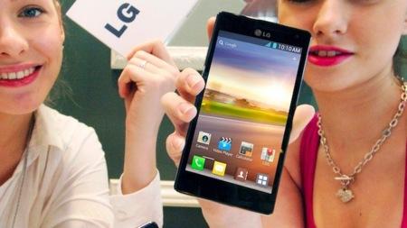 LG Optimus G apunta muy alto