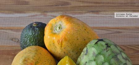 Fruta tropical malagueña, del árbol a casa. Probamos Exotic Fruit Box