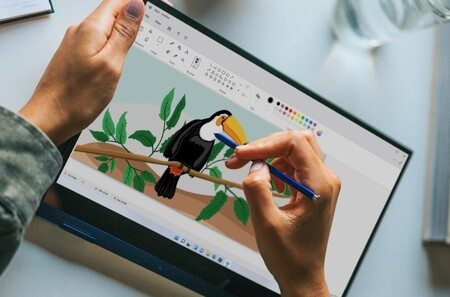 Nuevo Diseno Microsoft Paint Windows 11