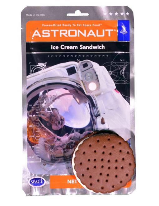 Comida espacial