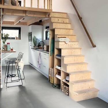 Grandes ideas y soluciones decorativas para casas pequeñas, minúsculas, diminutas...