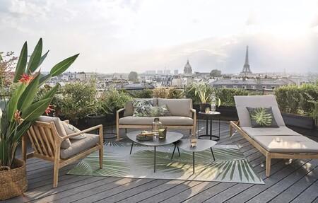 25 complementos de Maisons du Monde para una barbacoa, picnic o picoteo en el jardín o en la terraza