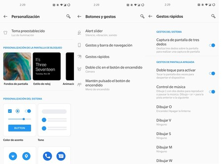 Oneplus Nord Analisis Software Personalizacion Oxygen Os