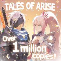 Tales of Arise vende más de un millón de juegos en menos de una semana: es la entrega que más rápido se ha vendido