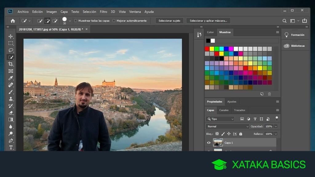 Cómo hacer efecto retrato cuando tu móvil no tiene efecto retrato con apps o Photoshop