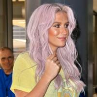 """Kesha también está """"alilada"""". Y un look de calle"""