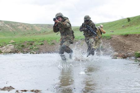 Preparacion Fisica Militar: creando todoterrenos para el día a día