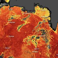 Siberia ha llegado esta semana a los 48 ºC. Es mucho menos impresionante de lo que parece