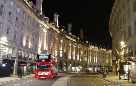 El COVID-19 deja desierto el siempre bullicioso Londres