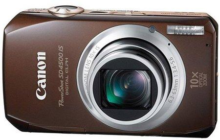 Canon IXUS 1000 HS frontal