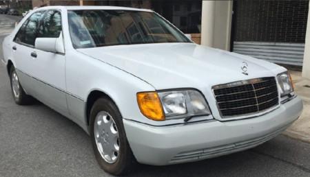 ¿Pagarías 300.000 dólares por dos Mercedes Clase S W140 de los años 90?