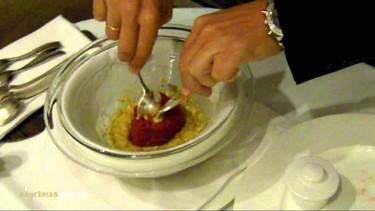 Presentación del blog y el nuevo menú de otoño del restaurante Lágrimas Negras