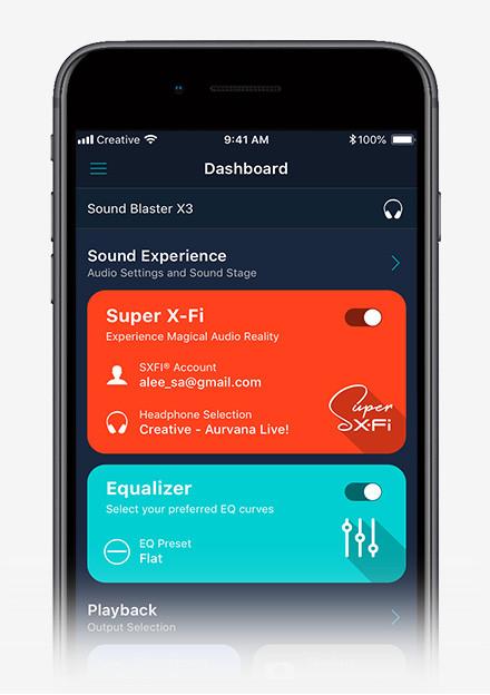 Soundblaster Movilx3 7