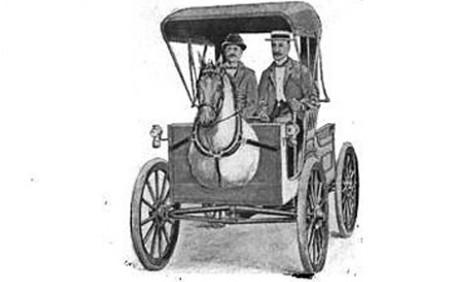 61004864 1899 Horsey Horseless