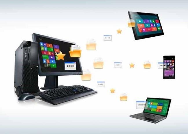 Sincronización de Windows 8