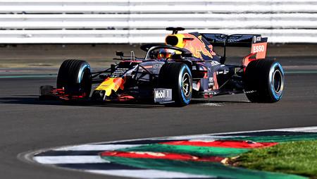 Red Bull Honda F1 2020