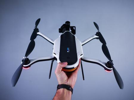 Drone GoPro Karma con la cámara de acción HERO5 Black y accesorios, más barato en Amazon: 631,84 euros
