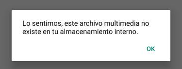 WhatsApp te permite volver a descargar los archivos multimedia eliminados, te contamos cómo