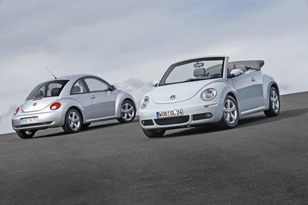 Volkswagen New Beetle (2005)