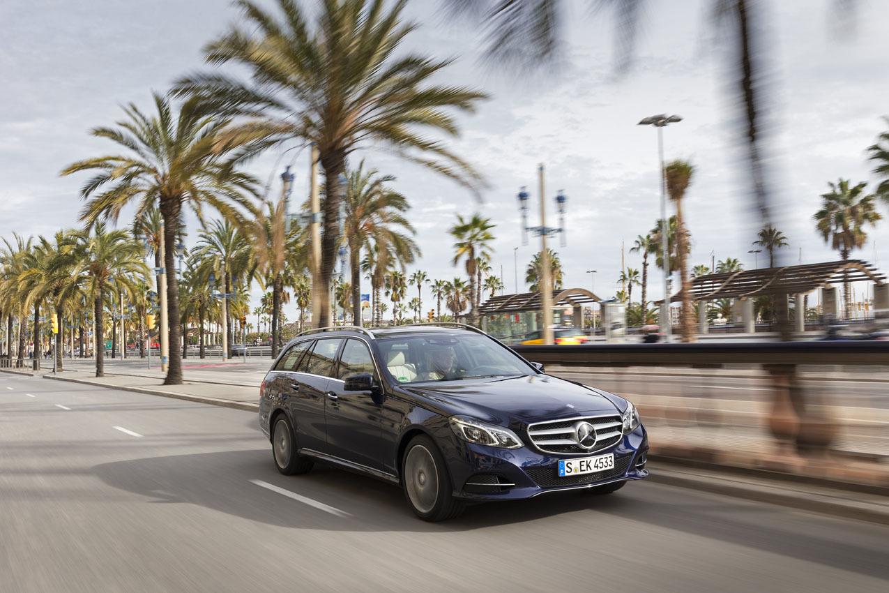 Foto de Mercedes-Benz Clase E 2013 (presentación) (41/48)
