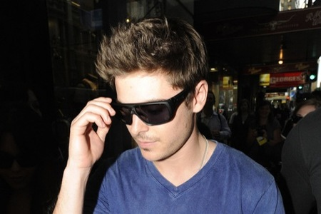 Cortes de pelo 2010: los peinados de los famosos. Zac Efron