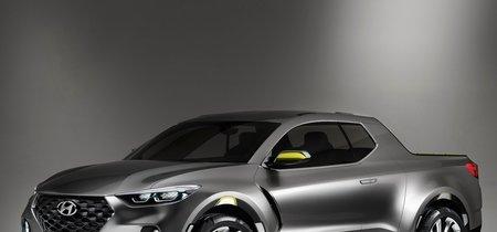 La Hyundai Santa Cruz llegará en 2020 con estilo chic al precio de un Elantra