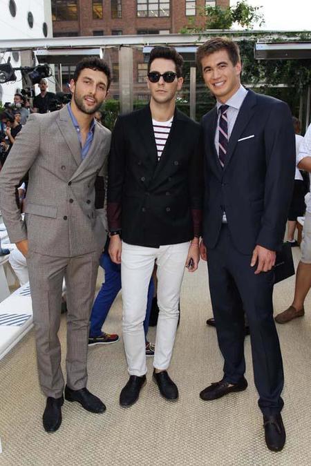 Hombres con estilo