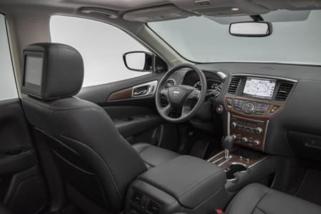 Nissan Pathfinder 2017 12