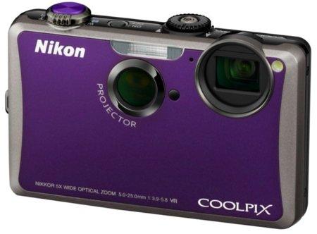Nikon S1100pj, mezclando cámara de fotos y proyector integrado